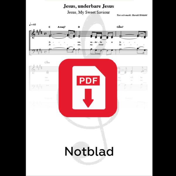 notblad_hh_jesusunderbarejesus